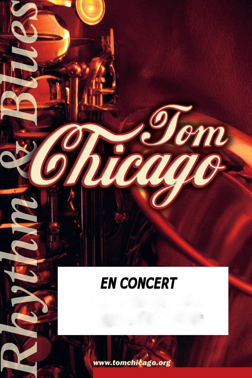 Affiche Tom Chicago